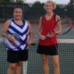 HOU BW Singles 3.5 - Miranda Whitt and Joni Scheller (champs)