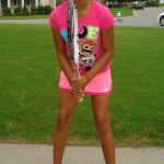 ATL Jr Singles - 11u B - Courtney Morris (champ)