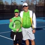HOU Mixed Doubles - 4.0 - JoAnn Blackwell &Lewis Blackwell (finalist)