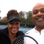 ATL Mixed Doubles 4.5+ - Pam Butler & Patrick Grant (champs)