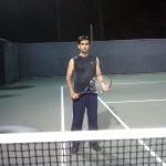 DAL Men's Singles 3.5 - Tashfeen Basharullah (champ)