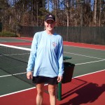 ATL Business Women's Singles - 4.0 - Brittany Spencer (Champion)