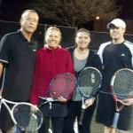 DAL Mixed Doubles - 3.5 - Jason Zinn & Danielle Pyka (champions), Brandy Coty & Scott Aldredge (finalist)
