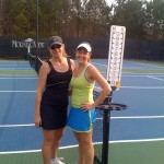 ATL Weekday Women's - 4.0 - Julie Egan (Champion) and Alyson Ferwada (finalist)