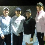 ATL Business Women's Doubles 4.5 - Lori Cantey & Elaine Stice (champs) & Chrissy Kuhs & Susan Swars (finalists)
