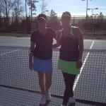 ATL Weekday Women's Singles 2.5 - Michel Krahn (champ) & Charlotte Scott (finalist)