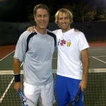 HOU Men's Singles 3.5 - Rick Maires (finalist) & Mike Ragain (champ)