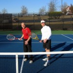 ATL Men's Doubles 2.5 - Robert Poole & Gary Poole (champs)