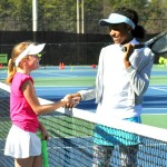 Junior Girls - 11U B - Katelyn Hackett (Finalist) & Kendall Onley (Champion)