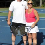 ATL Mixed Doubles - 2.5 - Bob Atkins & Laura Shumate (Finalist)