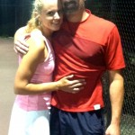 ATL Mixed Doubles - 3.0 - Catherine Bell & John Evans (Champions)
