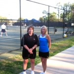 ATL Business Women's Singles - 3.0 (Group 2 - Cindy Jennings (Finalist) & Laura Sutherland (Champion)