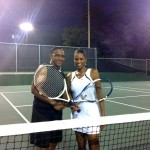 DAL Mixed Doubles - 4.0 - David Brown & Richelle Maggard (Champions)