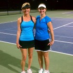 ATL Business Women's Singles - 2.5 - Ginger Martin (Finalist) & Barbara Castelli (Champion)