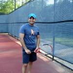 HOU Men's Singles - 3.5 - Girish Prabhu (finalist)