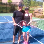 ATL Mixed Doubles - 3.5 - Gregory Trent Smallwood & Lori Smallwood (Champions)