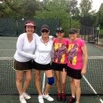 ATL Weekday Women's - 4.0 - Kathy Ball & Mary Macaulay (Champion), Leah Sanders & Lynley Newton (Finalist)