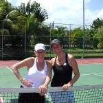 ATL Business Women's Doubles - 4.5 - Lori Kohlier & Lori Daniel (Champions)