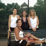 HOU Business Women's Doubles -- 4.0 -- Mari Gwyn Littlefield & Shirley Soewito (Finalist), Brenda Tolbert & Dianne Harris (Champion)