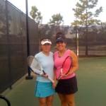HOU Weekday Women's Doubles - 3.0 - Meiling Jane & Sandra Webb (Champions)