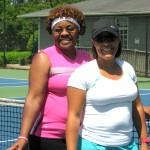 ATL Weekday Women's - 2.5 - Patricia Lavalais & Rachel Henderson (Finalist)
