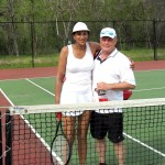 HOU Mixed Doubles - 3.0 - Richard Goswick & Jane Rajkumar (Champion)