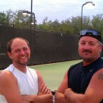 ATL Men's Doubles -- 3.5 -- Steve Mulligan & Jeff Vincent (Champion)