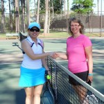HOU Business Women's Singles -- 3.0 -- Yu-Chi Huang (Champion) Jennifer Kirschner (Finalist)