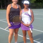 ATL Business Women's Singles - 3.5 - Group 2 - Becky Fowler (finalist) & Connie-Dunn (champ)