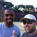 ATL Men's Singles - 3.5, Group 3 - Brian Livingston (Finalist) & Andy Travis (Champion)
