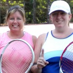 ATL Business Women's Doubles - 3.0, Group 2 - Carolyn Kimmel & Amanda Dyer (Champions)