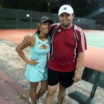 HOU Mixed Doubles - 3.5 - Cristina Escamos & Juan Carlos-Guzman (Finalist)