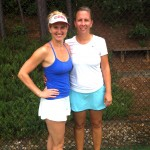 ATL Weekday Women's - 4.0, Group 1 - Erin Mowrer & Holly Blake (Champions)