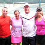 ATL Mixed Doubles - 4.0 - Jamey Towe & LaWanna Wilson (Finalist) , Bryon Stelter & Kelly Fabian (Champions)