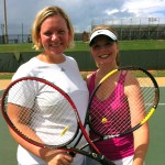 ATL Business Women's Doubles - 3.5 - Shannon Smith & Julie Whaley (Champions)