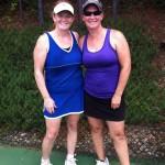 ATL Weekday Women's Doubles - 4.0 - Stephanie Wieder & Susan Koon (Finalist)