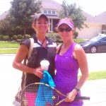 HOU Weekday Women's Singles - 3.5 - Traci Shannon & Julie Taylor (Champions)