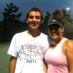 HOU Mixed Doubles - 4.0 - Andrew Webb & Sandra Webb (Champions)