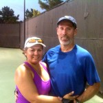 HOU Mixed Doubles - 4.0 - Mary-Herold & Steve Herold (Finalist)