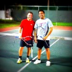 JAX Men's Singles - 3.5 - Matt Sylvester (finalist) & Chris LaCouture (champ)