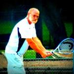 HOU Men's Singles - 3.5 Rod Hall (finalist)
