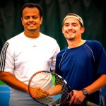 HOU Men's Singles - 5.0 - Sidd Desai (finalist) & Danny DaGian (champ)
