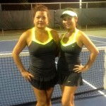 HOU Business Women's Doubles 3.5 - Angelina Proudfoot & Ana Murcia (champs)