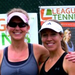 ATL Women's Doubles 3.0 - Group 1 - Sara Andrist & Tonia Gregg (finalists)