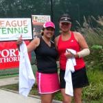 ATL Women's Doubles 4.0 - Din Cat & Karen Wong (champs)