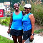 ATL Women's Doubles 2.5 - Nancy Martin & Vanessa Crockett (finalists)