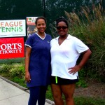 ATL Women's Doubles 3.0 - Group 2 - Donna Johnson & Adrienne Terrell (champs)