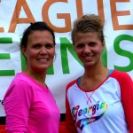 ATL Women's Doubles 3.5 - Group 1 - cynthia clack & abigail clack (champs)