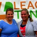 ATL Women's Doubles 4.5 - Katie Soskin & Jamie Harlin (champs)