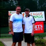 ATL Men's Doubles 3.0 - Charles Andry & Chris Sherriff (champs)